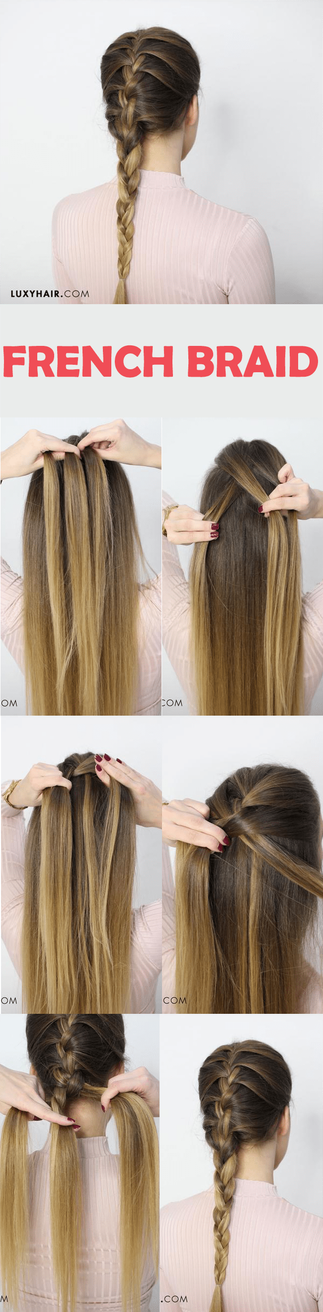 Top cute braided hairstyles for you hair style pinterest