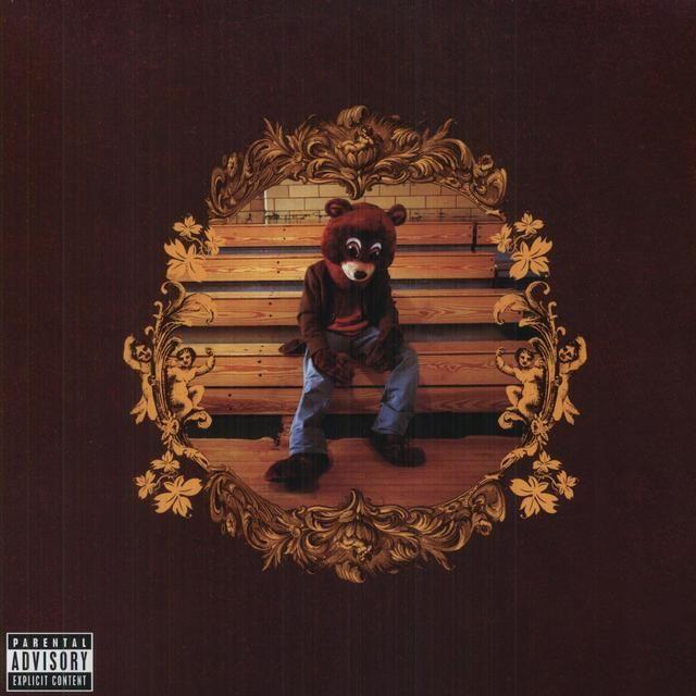 Kanye West College Droupout Special Edition Double Lp Vinyl Kanye West Album Cover Hip Hop Albums Kanye West Albums