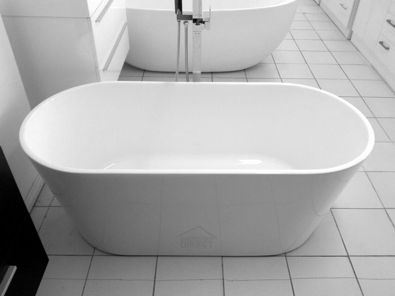 MILANO 1500 http://bathroomdirect.com.au/baths-spas/free-standing ...