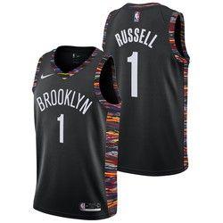 52d24608291 Brooklyn Nets Nike City Edition Swingman Jersey - DAngelo Russell - Mens |  NBA