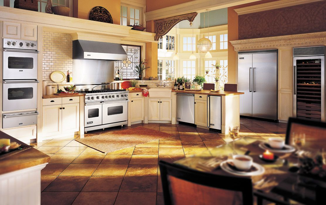Superior Open Kitchens