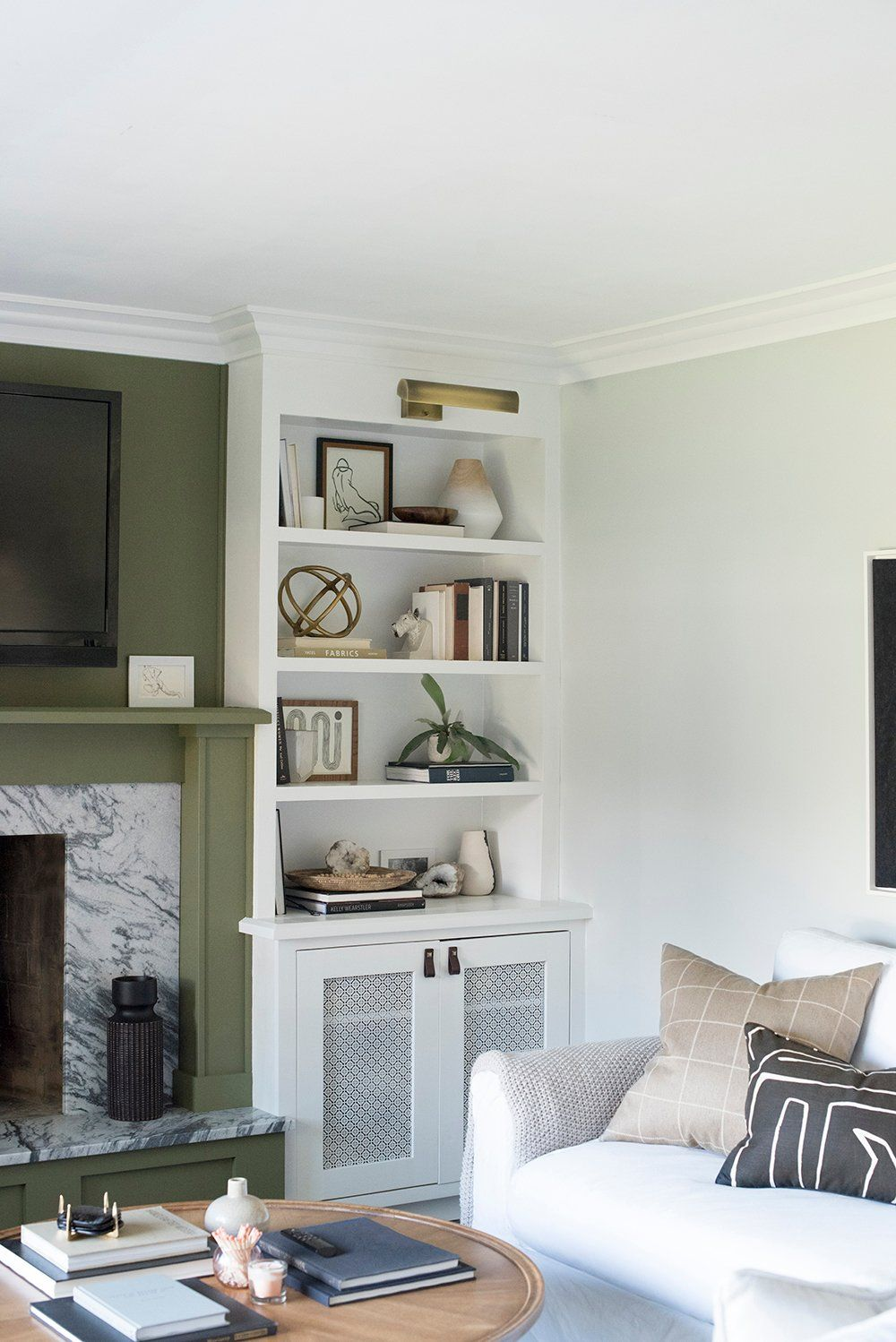 My Living Room Palette & Paint Colors - Room for Tuesday Blog ...
