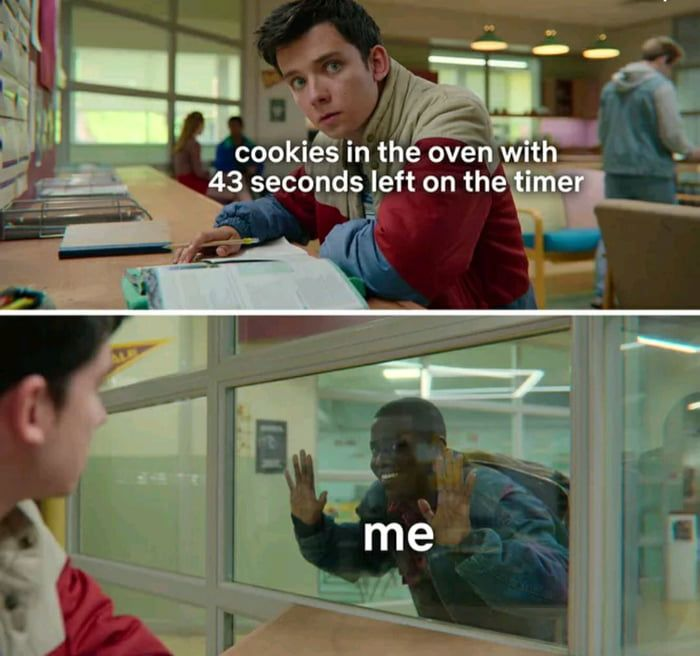 Without my cookies, Im just a monster... - Funny