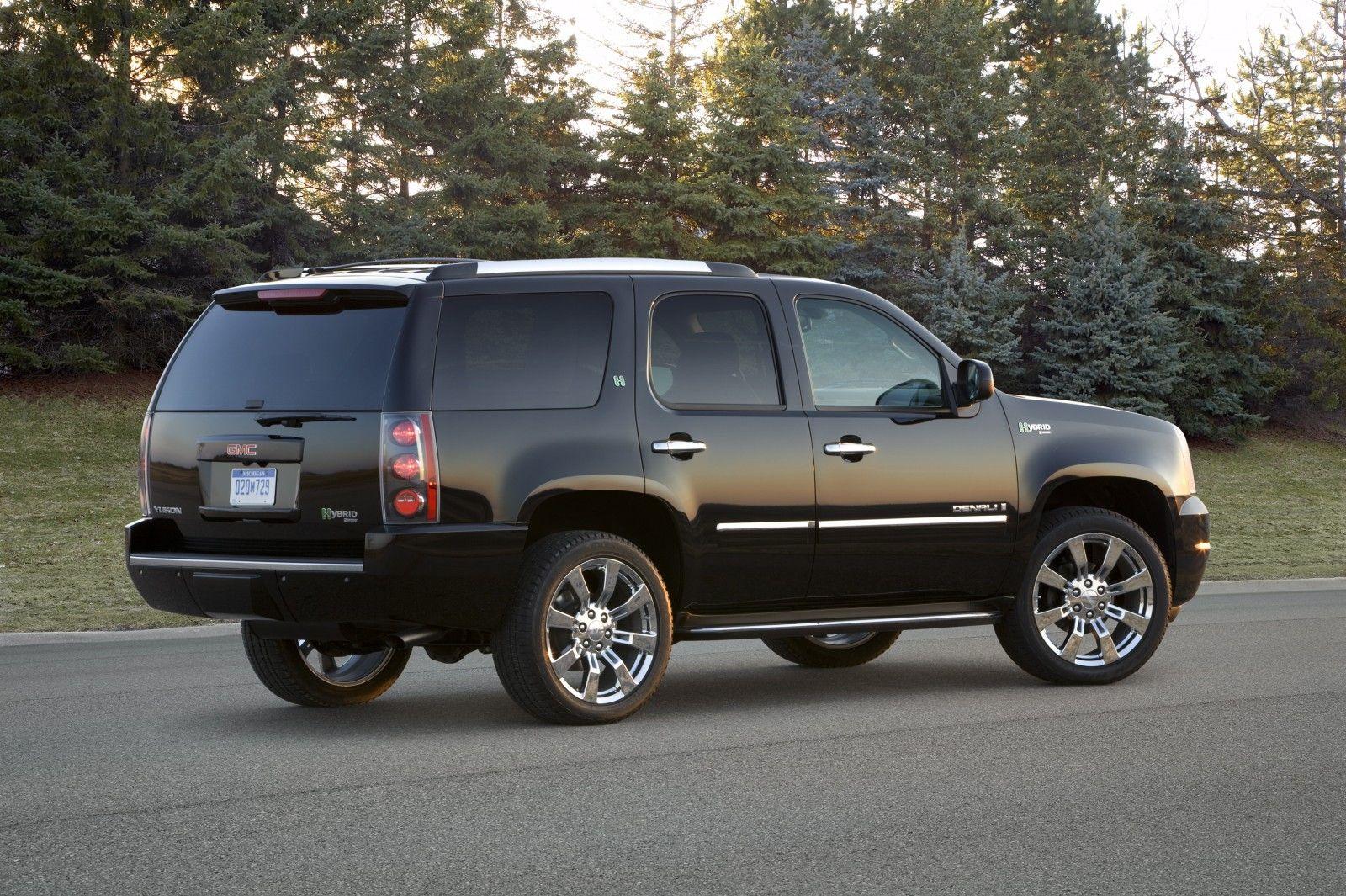 2013 Gmc Yukon Denali Hybrid Yukon Denali Gmc Yukon Gmc Yukon