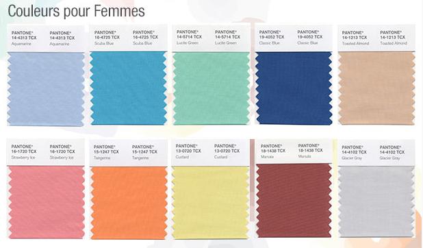 les couleurs de la mode printemps t 2015 mes. Black Bedroom Furniture Sets. Home Design Ideas