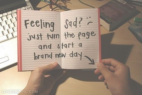 Výsledek obrázku pro new start in life tumblr