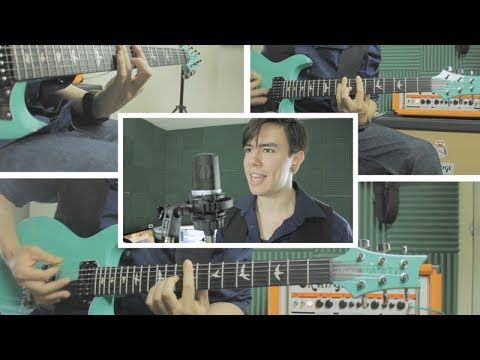 Let It Go - Rock Cover (Frozen Soundtrack)- this guy is