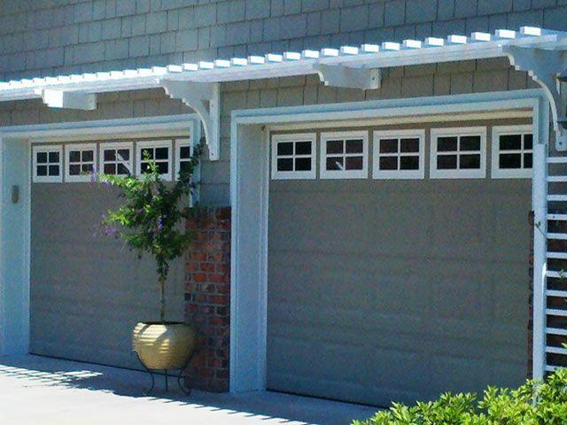 Double Car, Two Door | Auer-Jordan | Garage door design ...