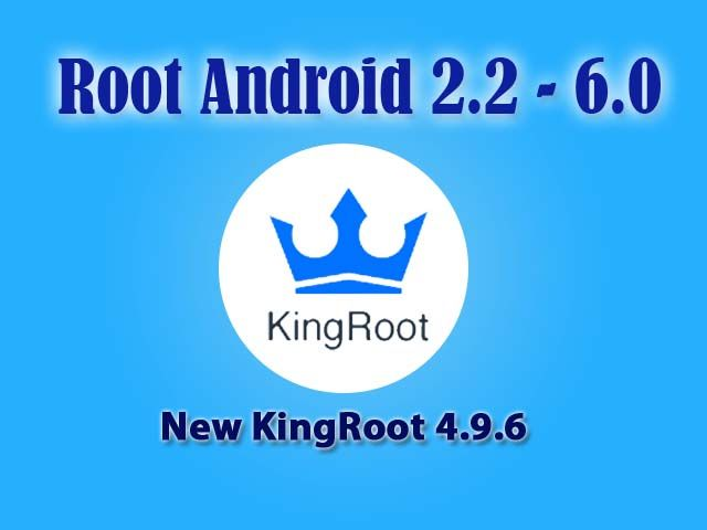 Download Kingroot pc or apk here  The New KingRoot v 4 96 is working