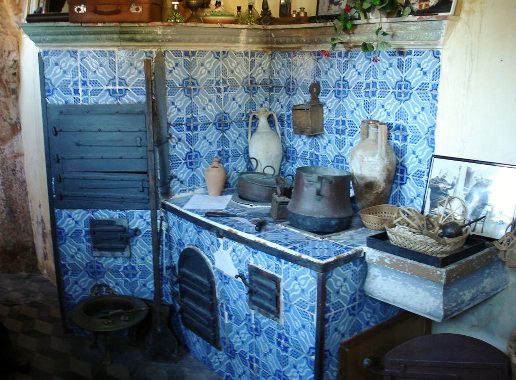 Risultati immagini per cucina siciliana antica forni in pietra cucine cucina in muratura - Cucina in muratura ...
