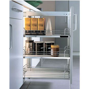 Pull Out Hafele Base Cabinets Inside Cabinets