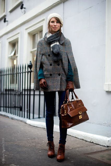 12 Winter Street Style Looks We Love!