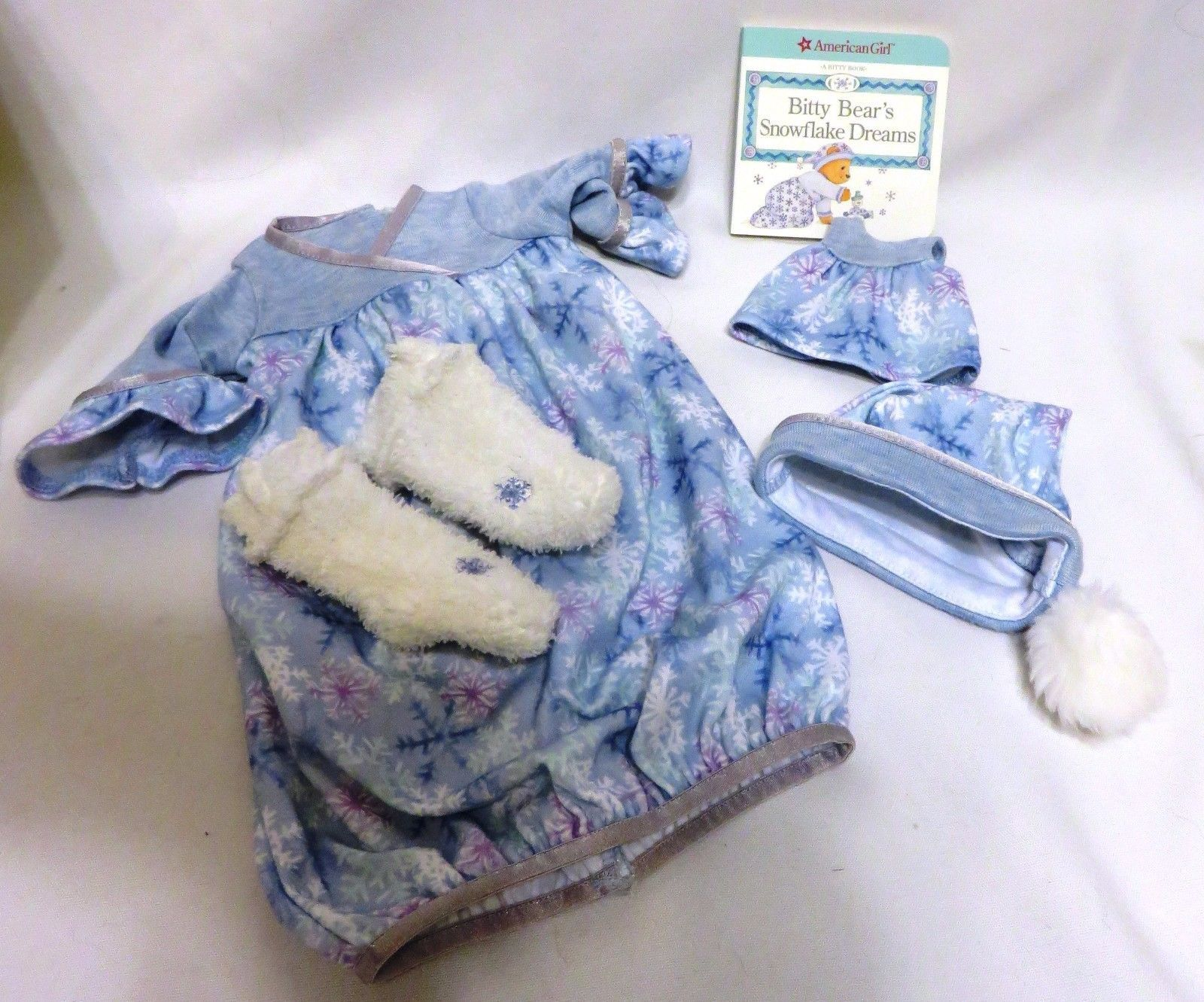 2006 #american girl pleasant company #bitty baby let it snow #snuggle set bsov ni,  View more on the LINK: http://www.zeppy.io/product/gb/2/122308640030/