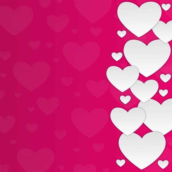 Imagen gratis en Pixabay - Fondo Corazones, Fondo, Fondo Rosa | Fondo  corazones, Fondos rosados y Corazones rosados