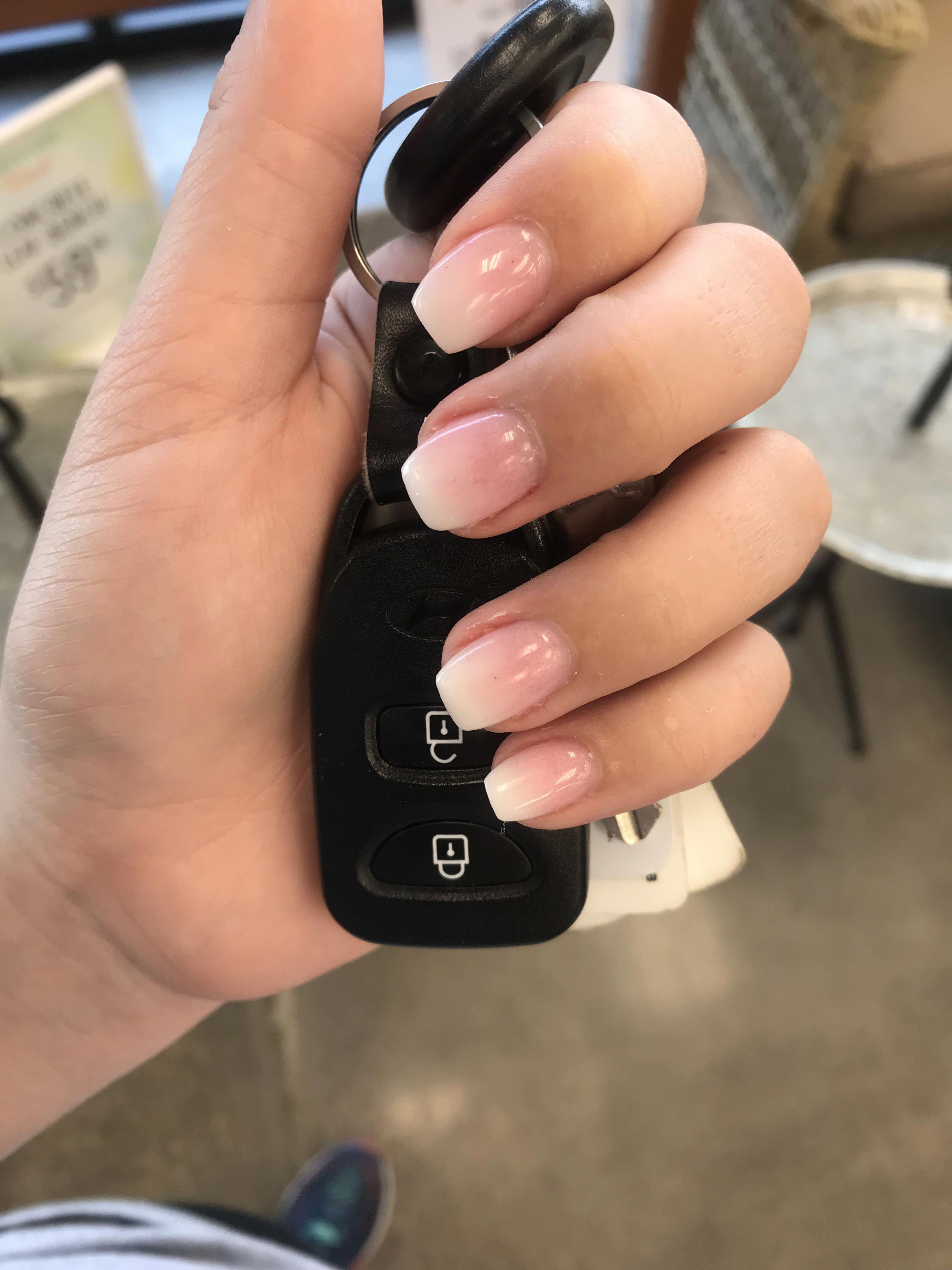Pin Pa Short Nails