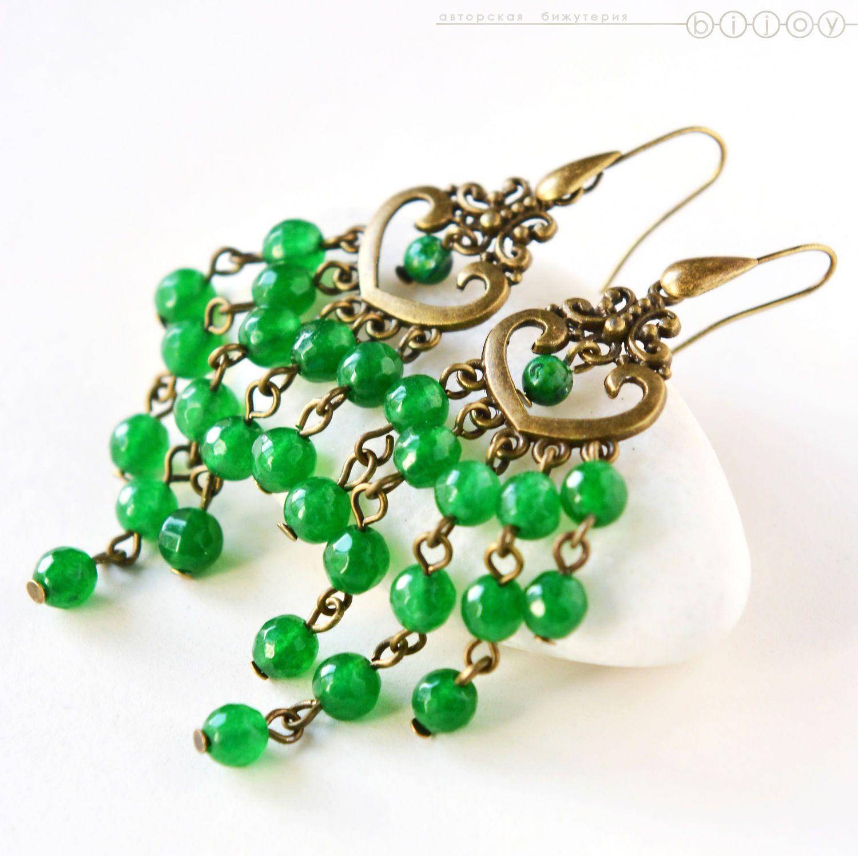 Зеленые  восточные