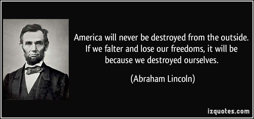 Quotes About America Being Great