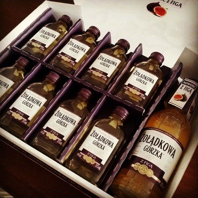 Mam i ja! To teraz trzeba wymyślić jakieś desery z użyciem figowej :) #zoladkowazfiga #nowazoladkowazfiga #zoladkowagorzka https://instagram.com/p/07ymd-qSJN/