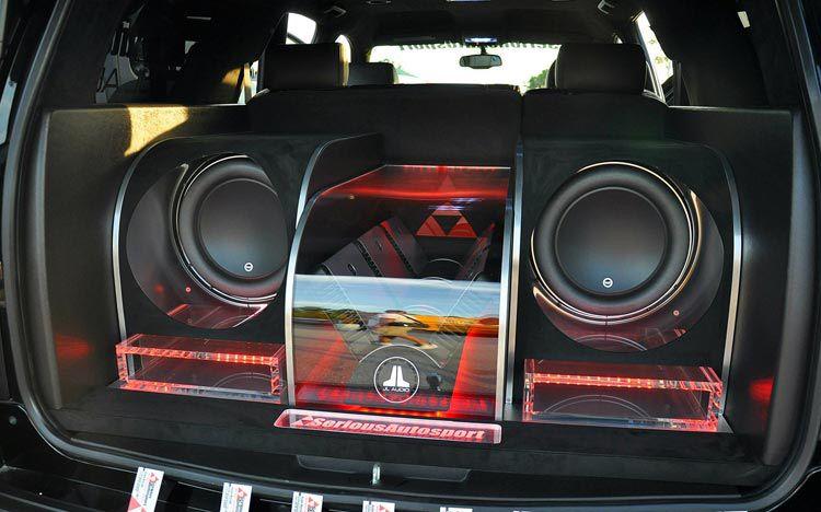 JL Audio Car stereo installation, Car audio, Custom car