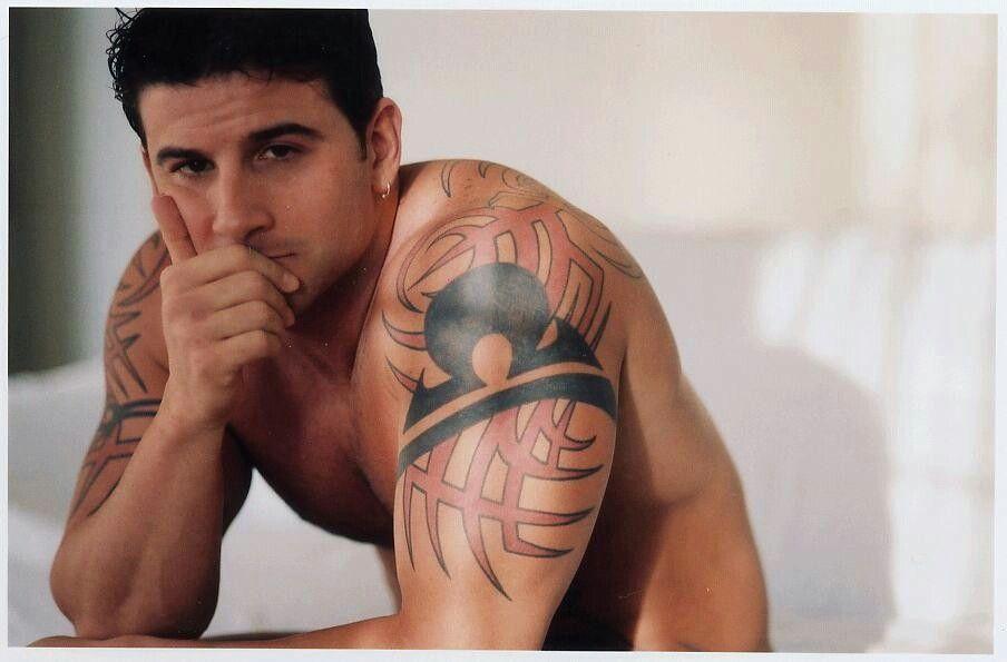 Julian Rios, Male Beauty, Beautiful Men, Beautiful People, Inked Men, Sexy