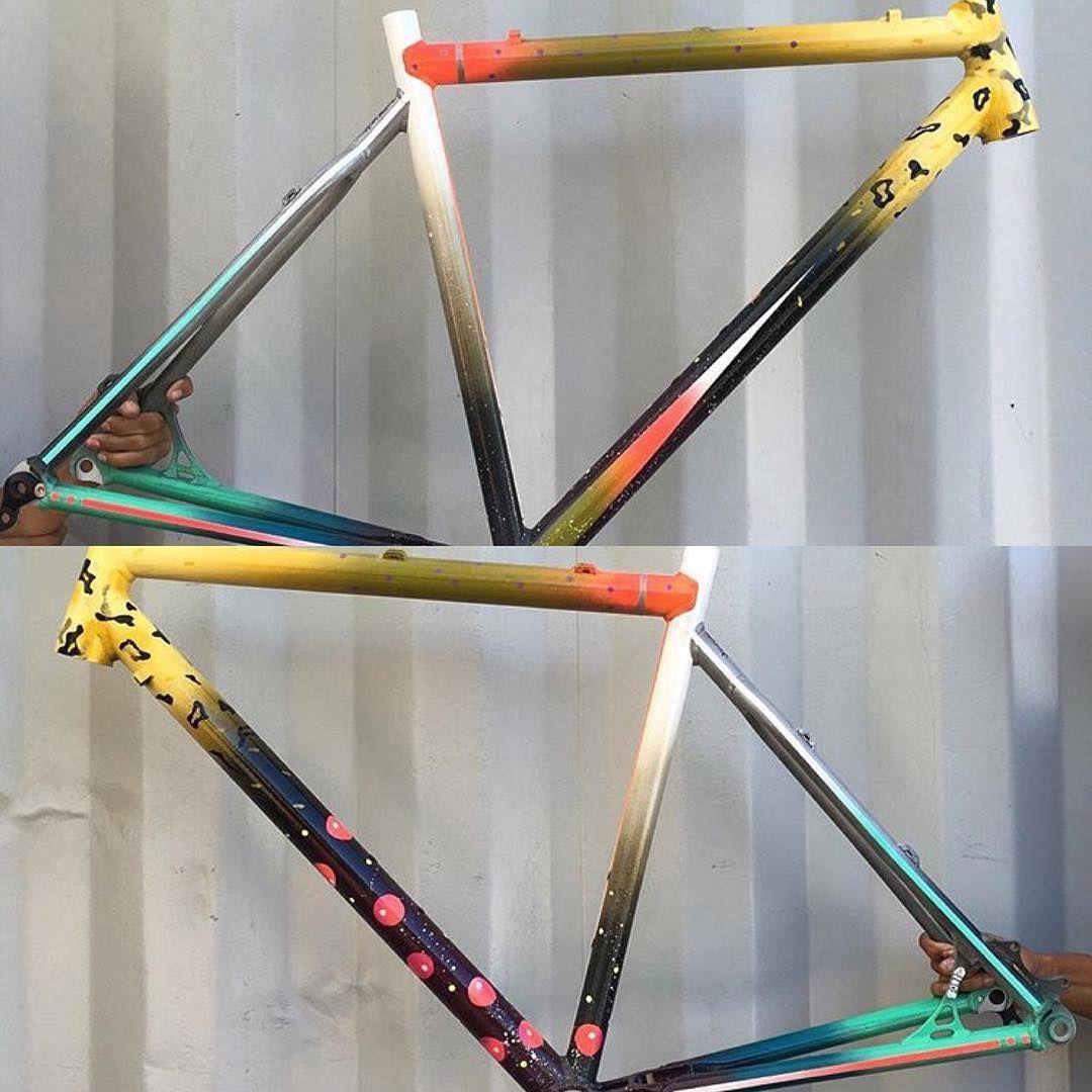 See This Instagram Photo By Spray Bike 200 Likes Bike Art