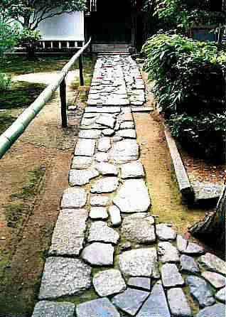 Gardens of the 17th Century(1) Edo early days path