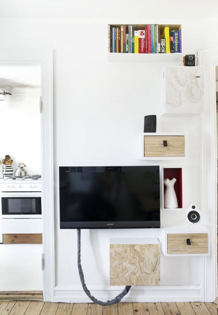 Mini Apartamento En Copenhague Home Pinterest Decoraciones De