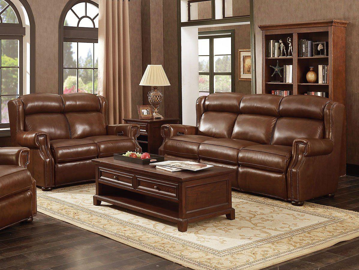 Benwick Power Reclining Living Room Set W Power Headrests