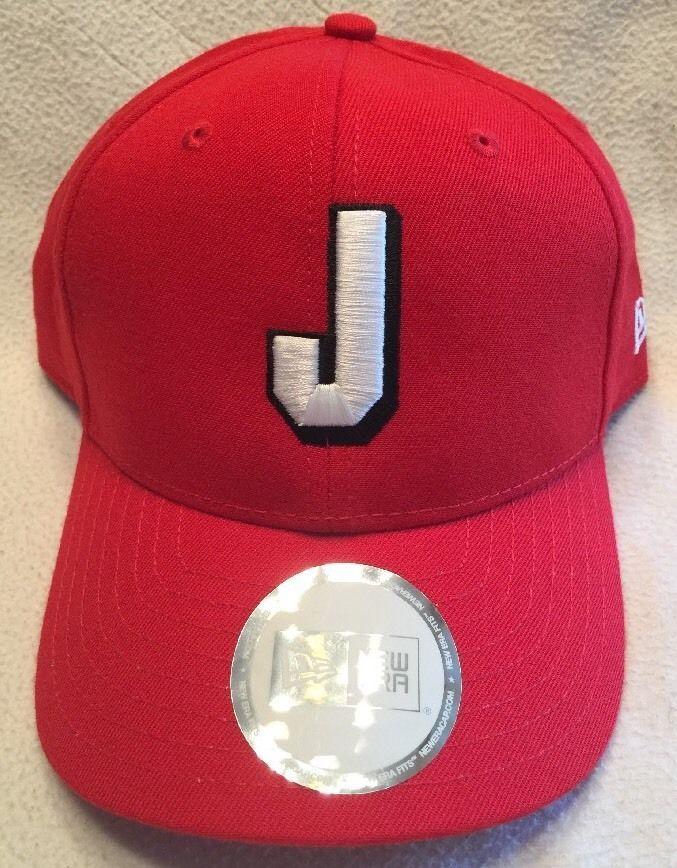 New New Era Japan Little League World Series Baseball Cap Red Hat Team Emblem Little League Team Emblems New Era Japan
