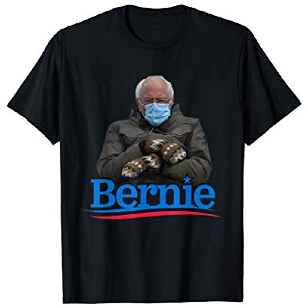 Bernie Funny Mittens Meme 2021 Inauguration Day Political T Shirt In 2021 Funny Fathers Day Quotes Funny Fathers Day Card Happy Valentines Day Funny