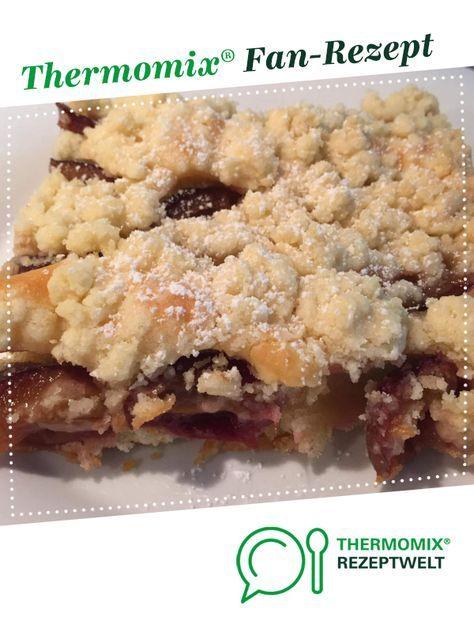 Pflaumenkuchen mit Streuseln - schnell gemacht und lecker! #gooddrinks