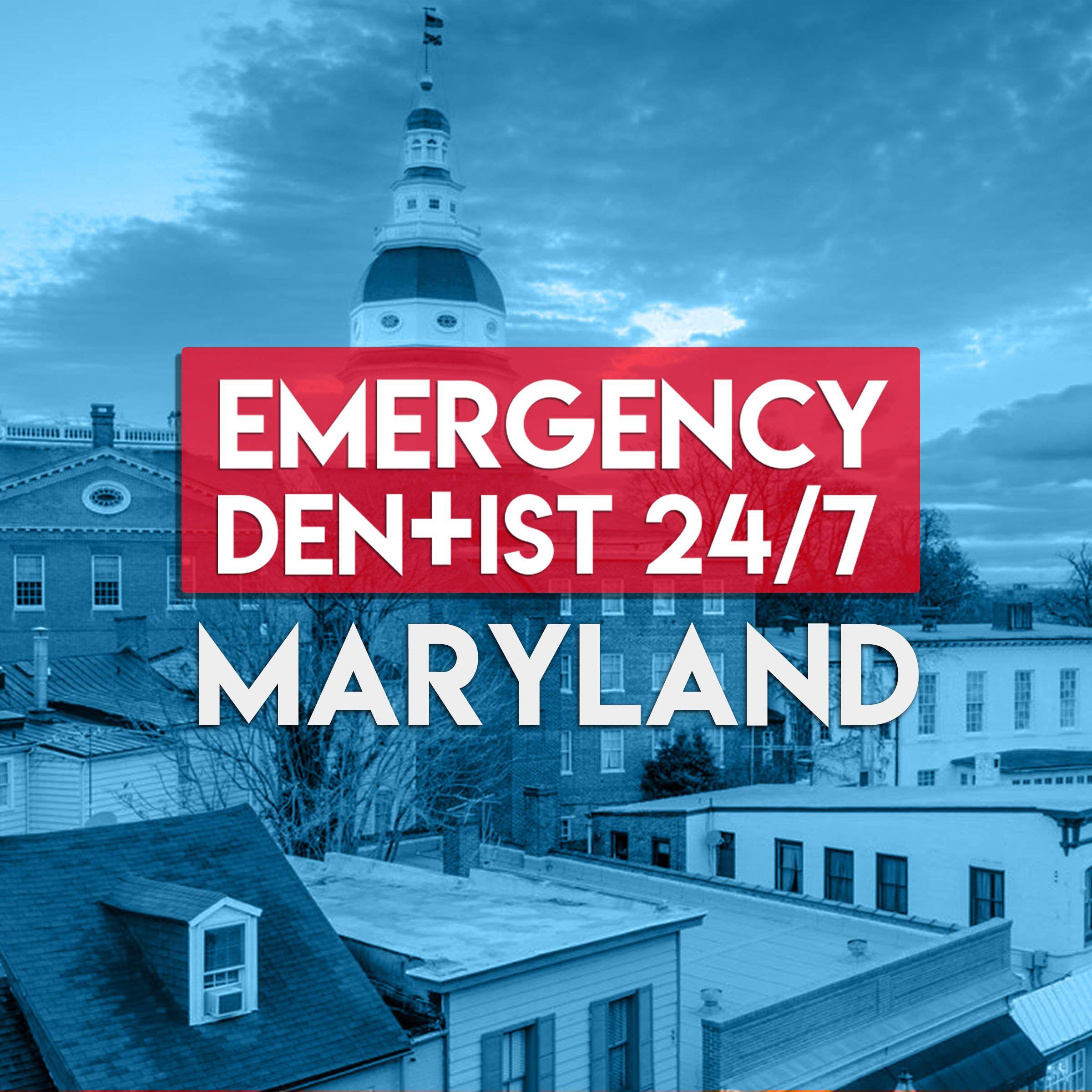 Call 240 6182187 today emergency dentist maryland