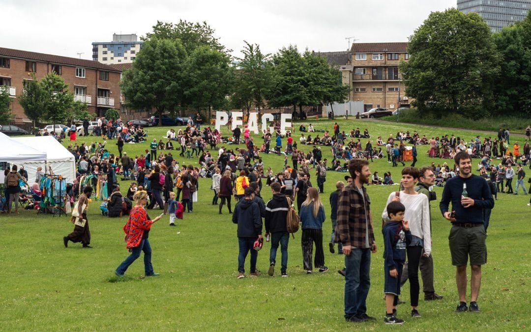 Peace in the Park 2017 #sheffield @peaceintheparksheffield #summer
