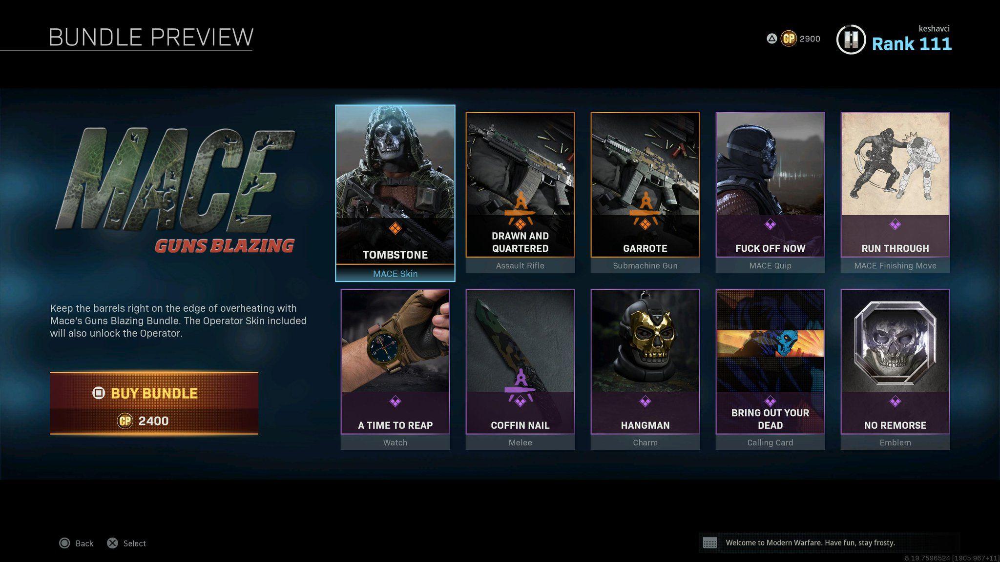 Call Of Duty News On Twitter Call Of Duty Modern Warfare New Skin
