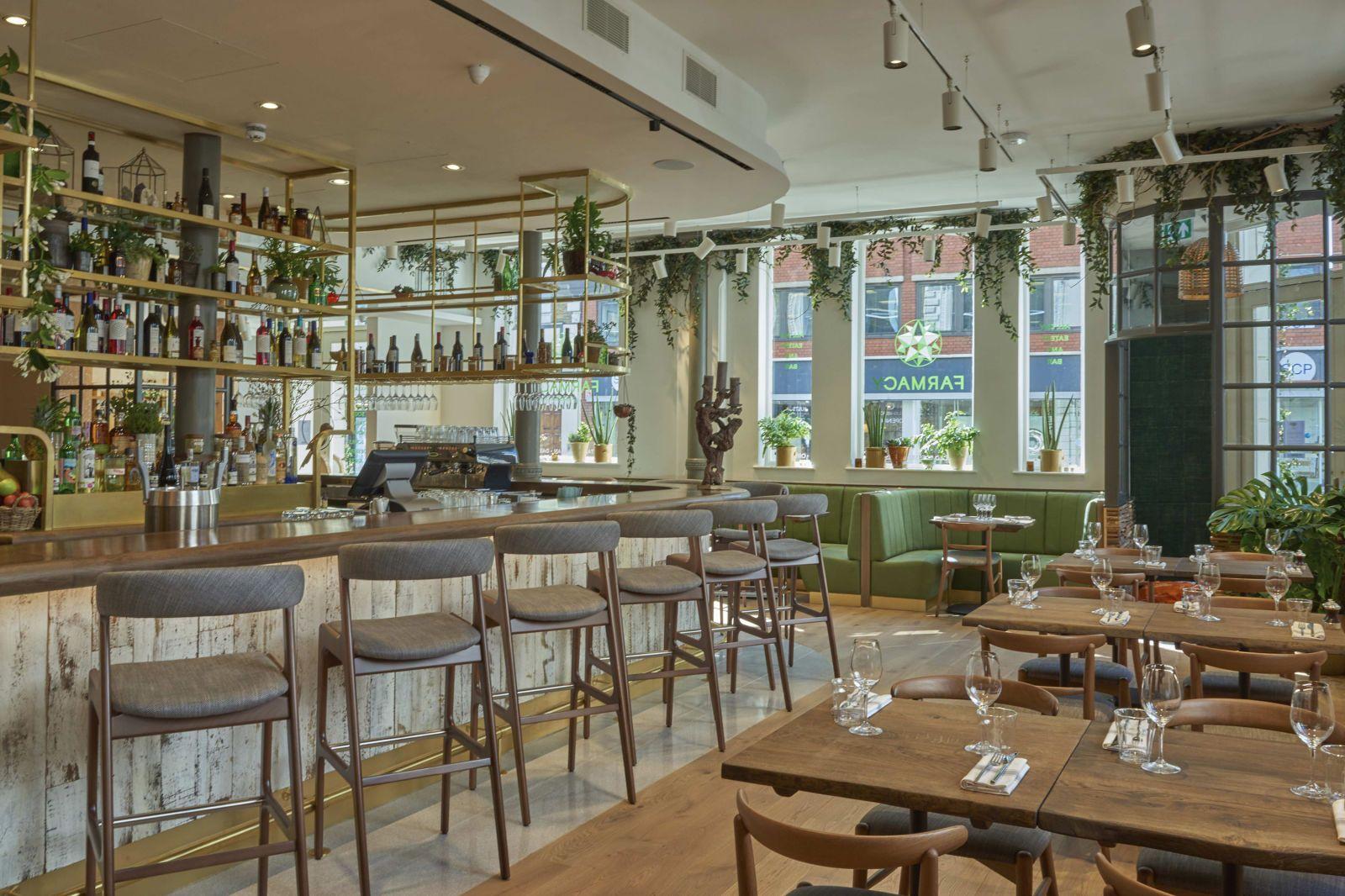 Farmacy Notting Hill London Vegan Restaurants London London Restaurants Best Vegetarian Restaurants