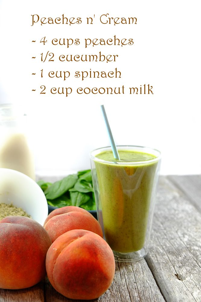 Spinach Green Smoothie - Green Smoothie for Beauty plus Vega Protein #VegaSmoothie #BestSmoothie