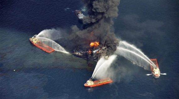 BP accused of misleading govt during Gulf oil spill — RT