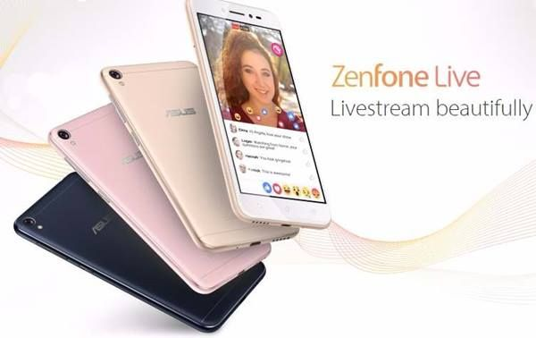 Asus ZenFone Live Launched with Snapdragon 430, 13-MP+5-MP Camera will be available soon priced under rs 10,000. Price, Release date, Specifications