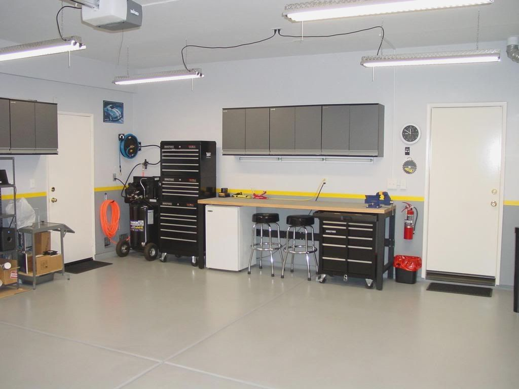 Workshop garage ideas bsm modern home for Home garage shop