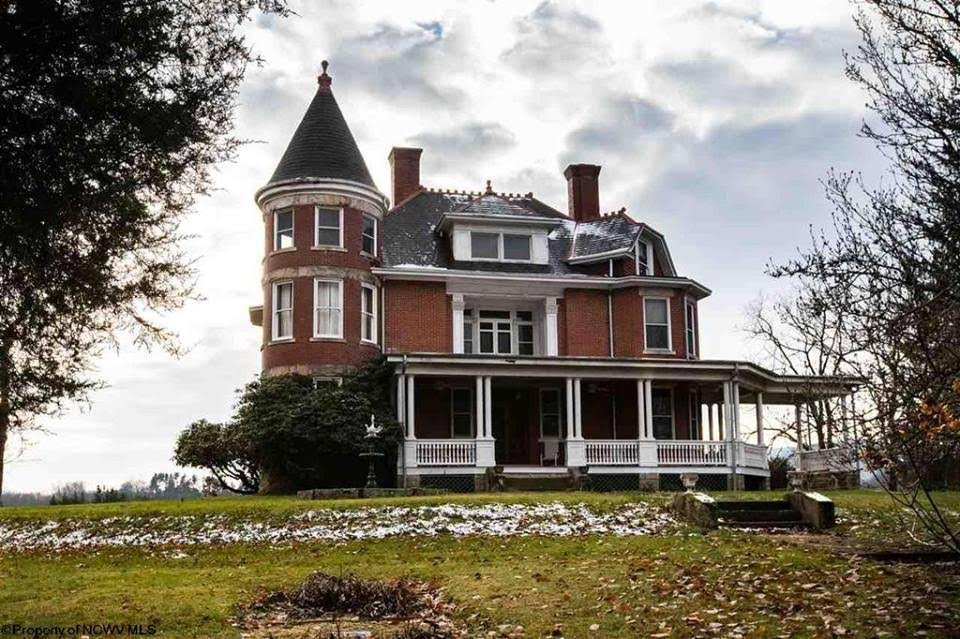 1897 Victorian For Sale In Elkins West Virginia — Captivating Houses