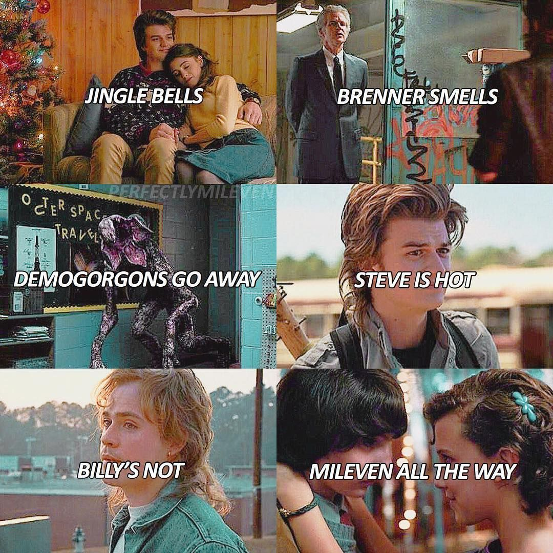 I don't think Steve's hot but the rest...my new jingle bells?