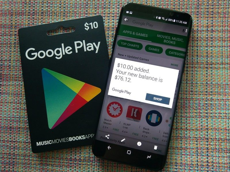 How To Transfer Money Through Google Play