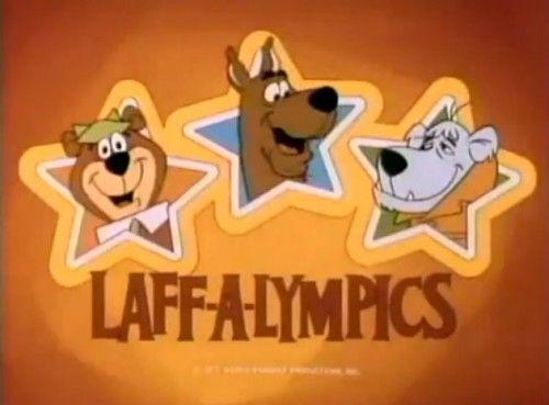 Laff-A-Lympics TV title (1977)