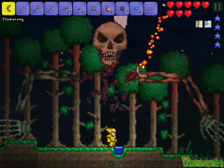 Terraria 1 1 92 Mod Apk Unlimited Money Android Games Terrarium Android Games Pocket Edition