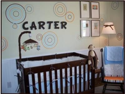 17 best images about baby boy room on pinterestcamo nursery nursery design ideas - Nursery Design Ideas