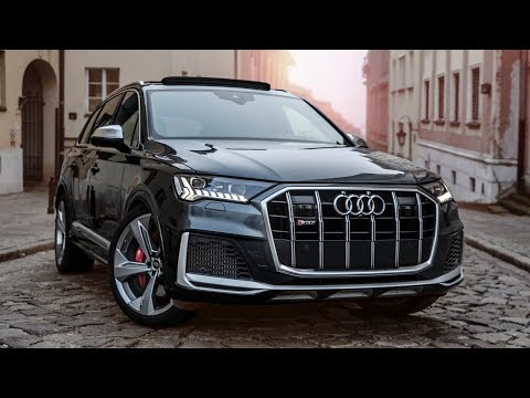 New 2020 Audi Sq7 Better Than The Old One 900nm Torque Monster 435hp V8tri Turbo In Details Youtube In 2020 Dream Cars Audi Black Audi Audi