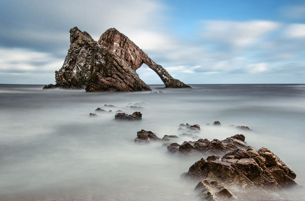 Bowfiddle Rock by Grant Morris