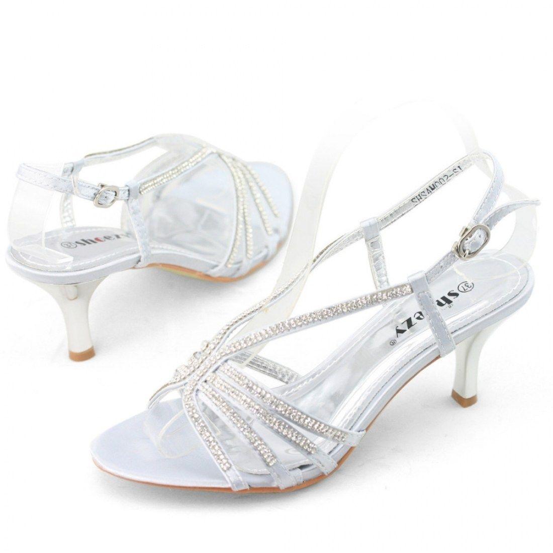 30 Beautiful Silver Kitten Heel Shoes Wedding | Wedding and Weddings