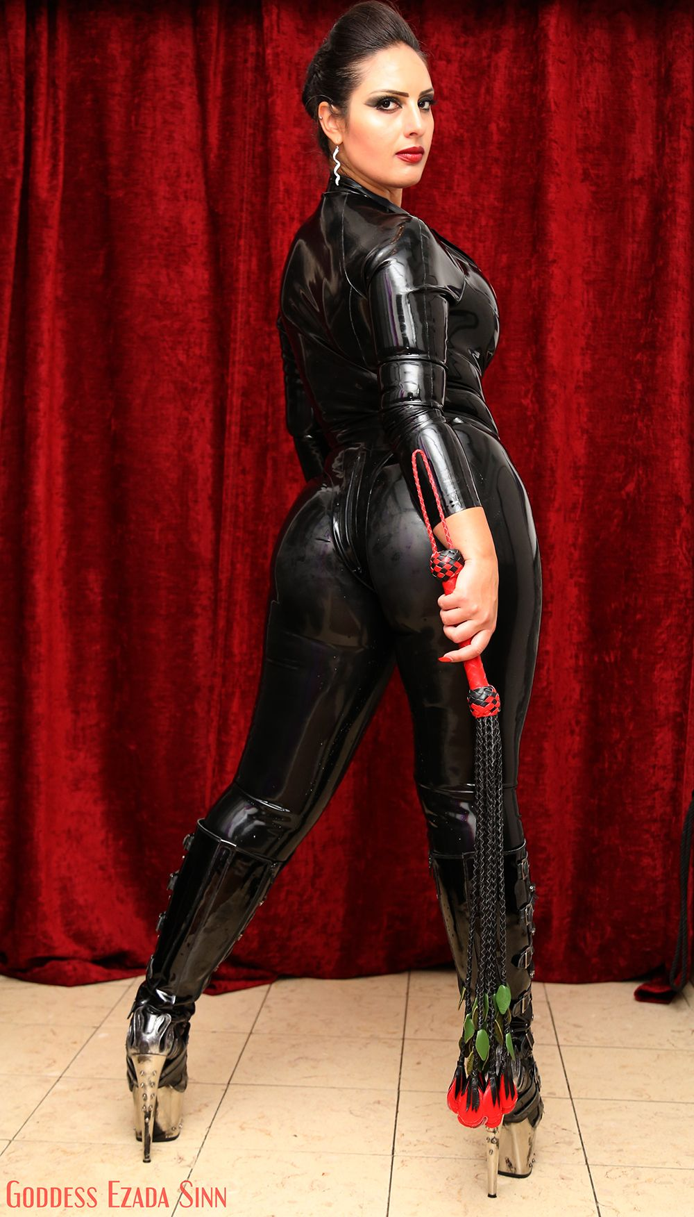 goddess ezada sinn female supremacy pinterest