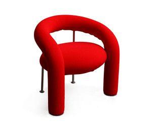 Кресла TUBE   Кресла - Rossi di Albizzate   Furniture   Pinterest
